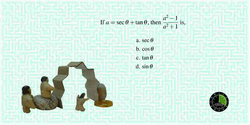 How to solve SSC CGL level school math problems in a few quick steps trigonometry5
