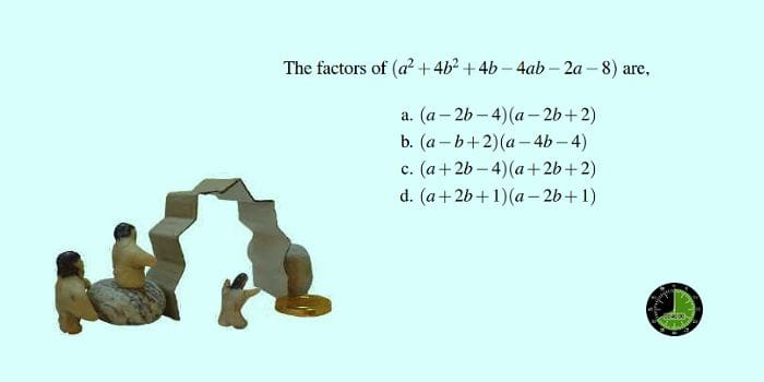 How to solve difficult SSC CGL algebra problems in a few assured steps 10
