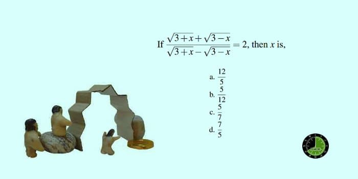 How to solve difficult SSC CGL algebra problems in a few steps 11