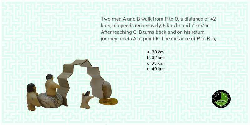 How to solve ssc cgl time and distance problems in a few simple steps2
