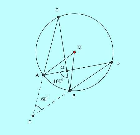 ssc cgl tier2 level question set 5 geometry 2-2
